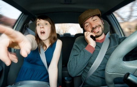 Hard Facts about Distracted Driving - Mike's Auto Body