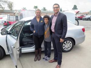 Veteran TeJae Dunnivant's Benevolence Car from Mike's Auto Body Helped Her in a Time of Need