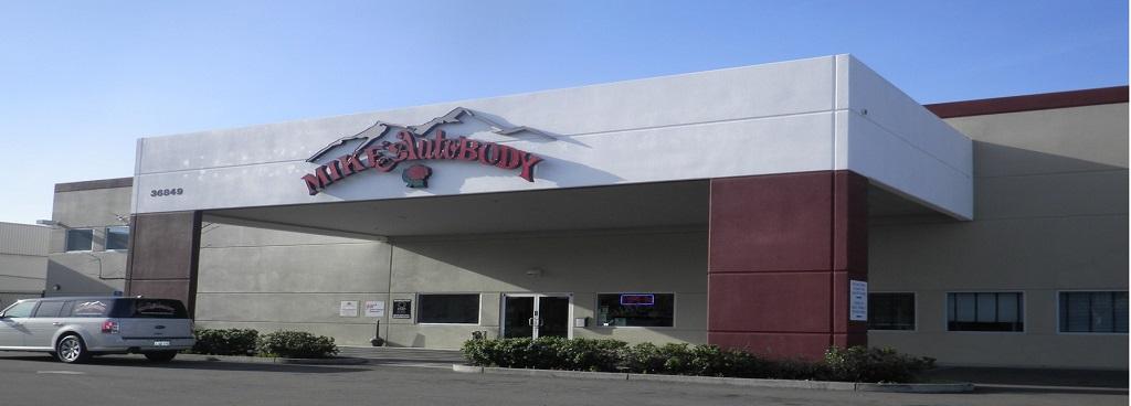 Fremont Auto Body Shop