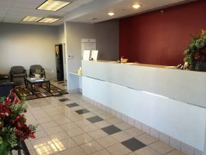 Fremont Auto Body Shop - Lobby