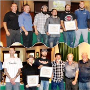 4 Metal Technician Graduates Honored at Celebration