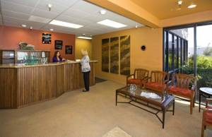 Walnut Creek Auto Body Shop - Lobby