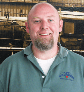 Let's Meet Brad Woodland Our Napa Facility Manager
