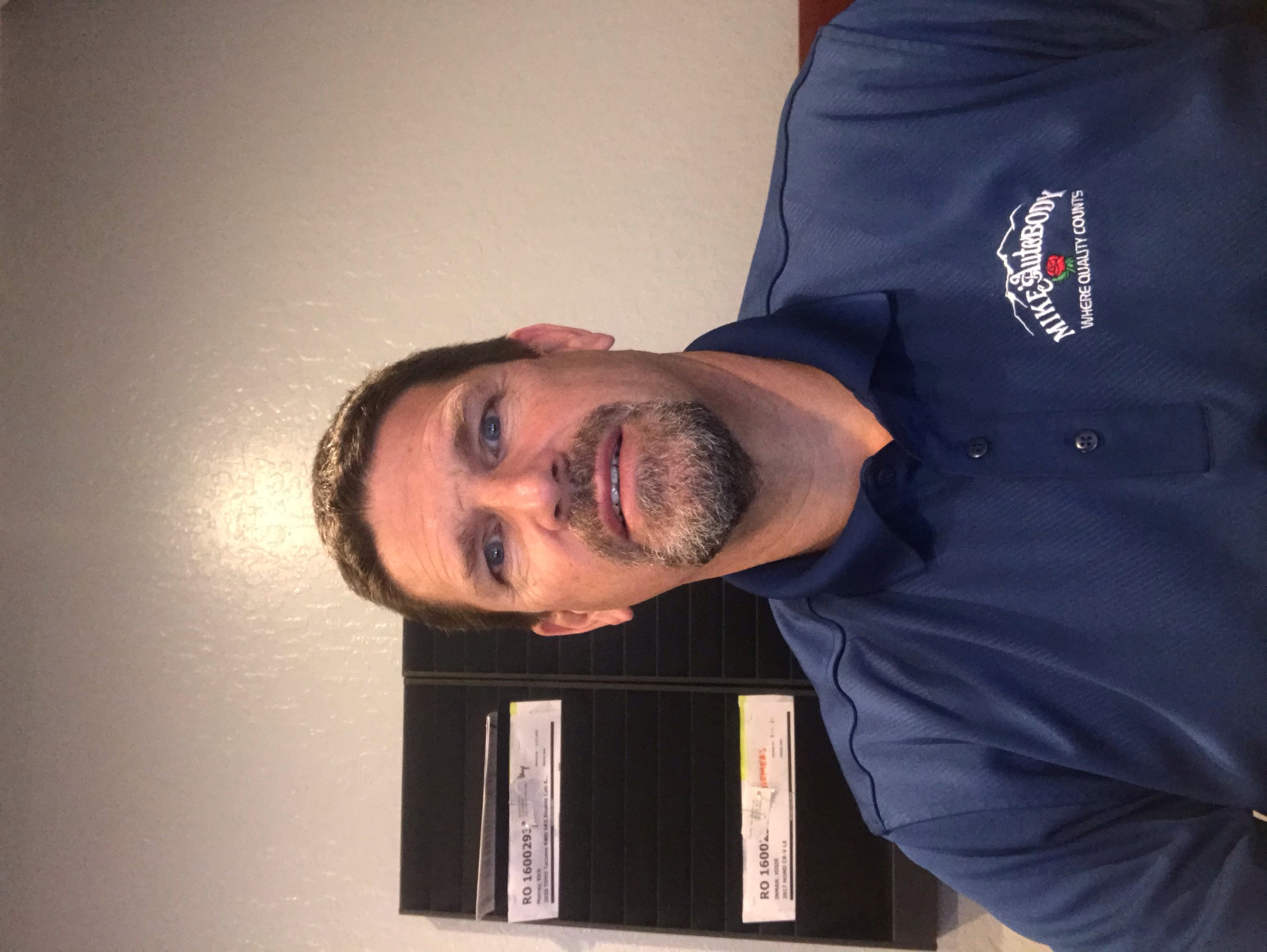 Mike's Auto Body Alameda Location Manager