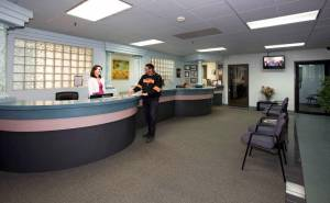 Concord Auto Body Shop - Lobby