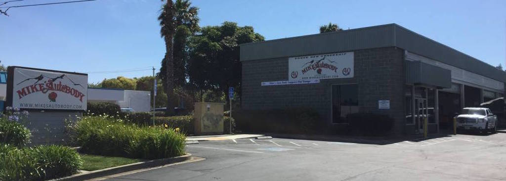 Vallejo Auto Body Shop
