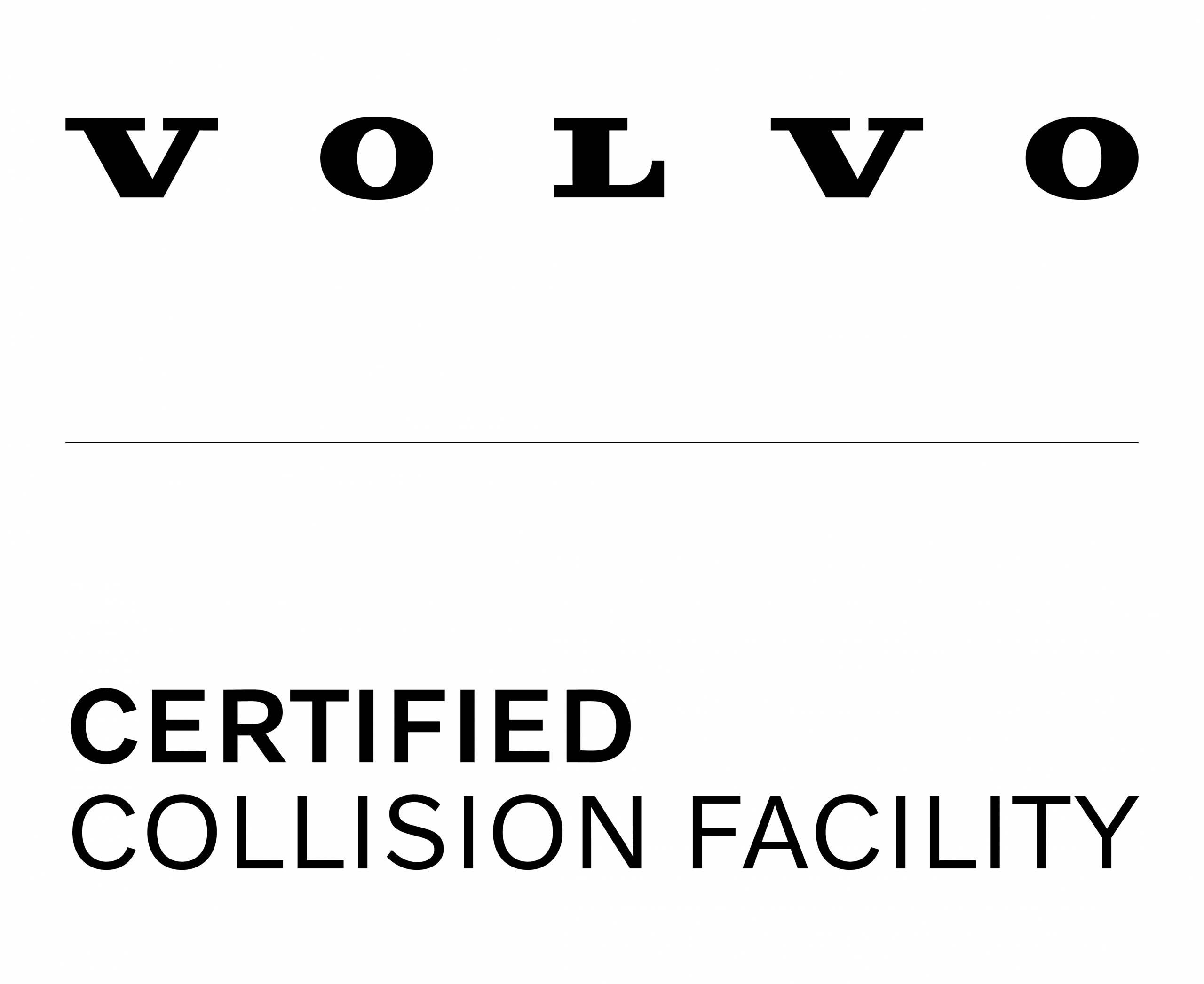 Volvo Certified Collision Facility Walnut Creek  North Main