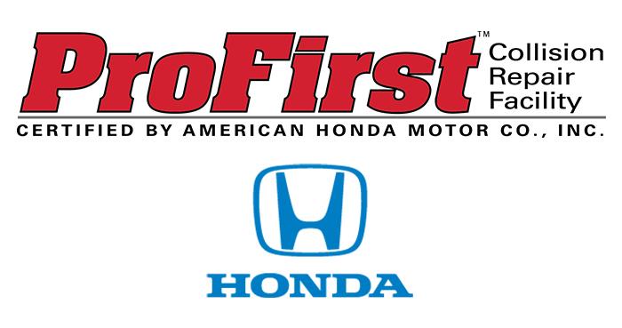 Concord Auto Body Shop Honda ProFirst