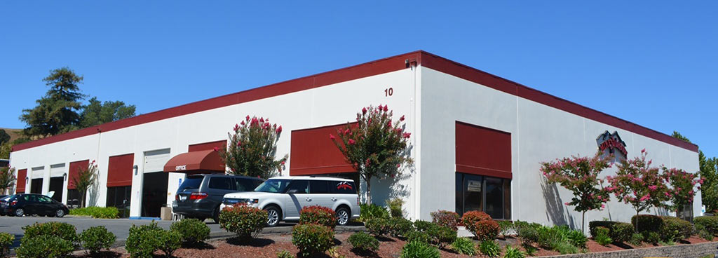 San Ramon Auto Body Shop