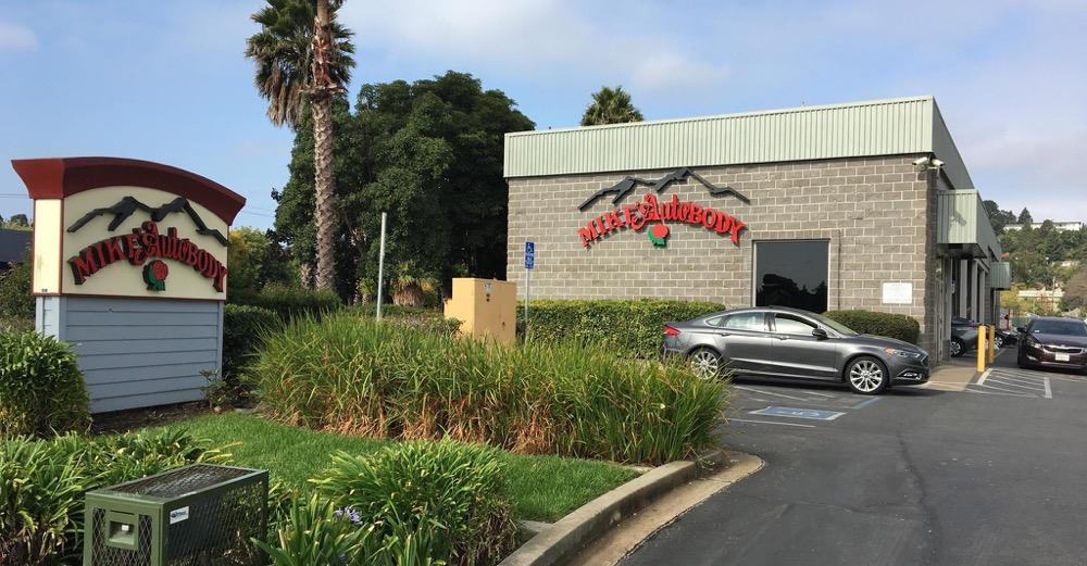 Vallejo Auto Body Shop